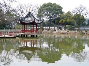 Huilong Pond