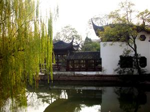 Gardens and Temples in Suzhou