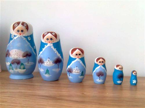 Russian Nested Doll