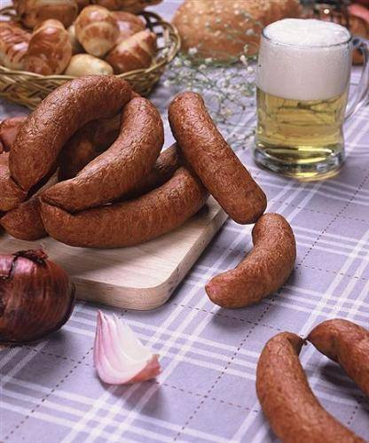 Harbin Red Sausage