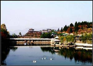 Jinan Hongye Valley Ecology and Culture Scenic Spot