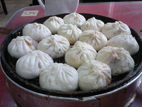 Caobao Stuffed Buns