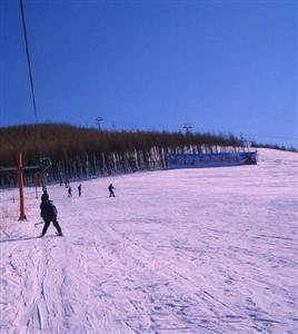 Alshan Ski Resort