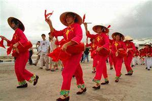 The Changha Festival of Jing People