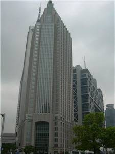 Shanghai Pudong Development Bank Building