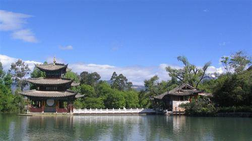 Kunming Black Dragon Pool