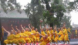 China Zhengzhou International Shaolin Kung Fu Festival