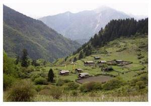 Zharu Valley