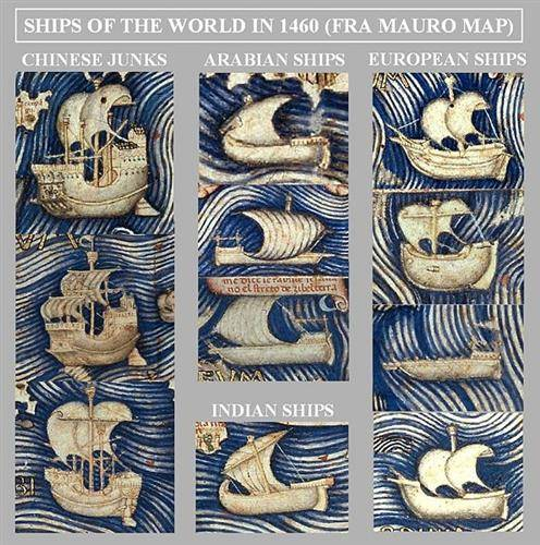 Ships Of The World, 1460
