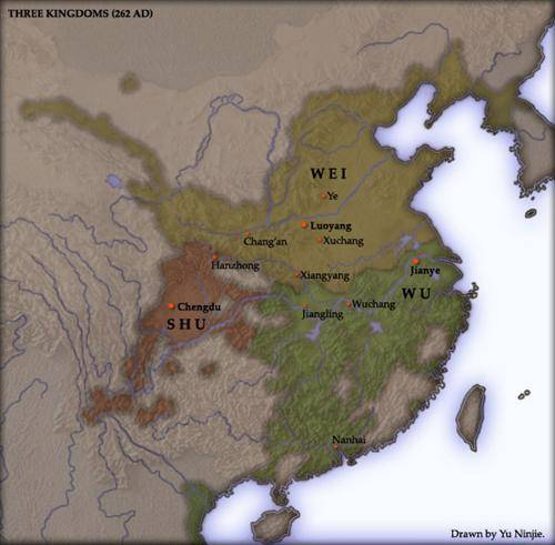 Three Kingdoms Era China