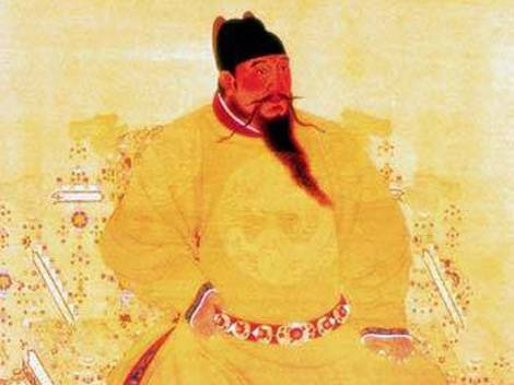 The Hongwu Emperor of Ming