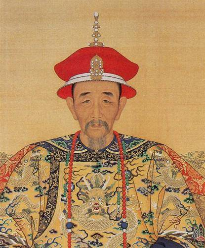The Kangxi Emperor of Qing