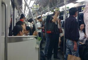 Shanghai Subway Line 10 Resumes Normal Operation from October 9th after the crash