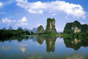 Li River Listed on Forbes Most Beautiful National Parks in the World