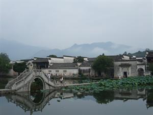 Huizhou Ancient Town