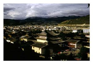 Zhongdian Old Town