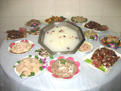 The Whole Lamb Dinner Of Linqu