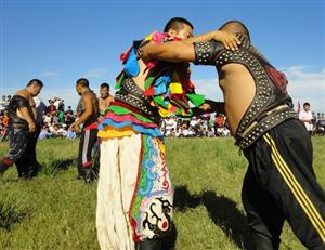 Mongolian Naadam Held from July 25th to 31st