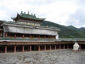The Temple of Labrang