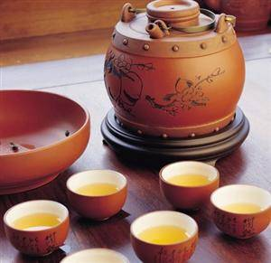 Teahouse Culture in China