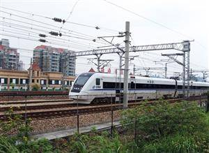 High speed trains required to slow down after the train crash
