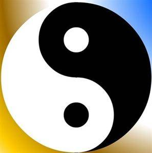 a balance of yin and yang