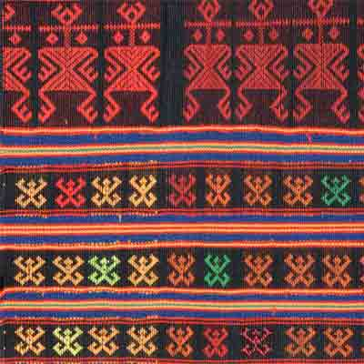 Brocade Of Li People
