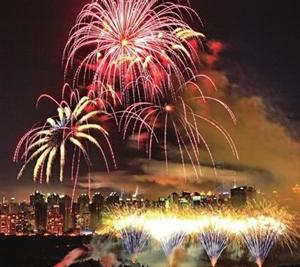 2011 Shanghai International Music Firework Festival