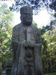 The Tomb of Confucius