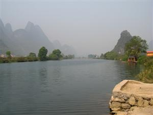 Yulong River(Meeting Dragon River)