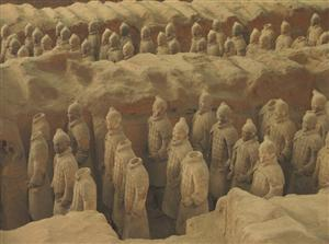 Adventuring Terra Cotta Warriors and Horses in Xi'an