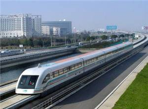 Shanghai Maglev Train