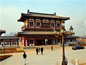 Qinglong Temple