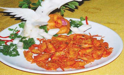 Li River Shrimps