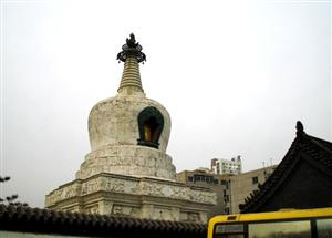 Four Towers in Early Qing Dynasty