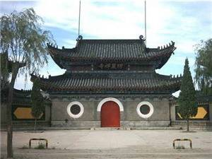 Lengyan Sacred Temple