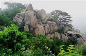 Haitang Mountain High Cliff