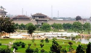 Zhaoyuan Tourist Area