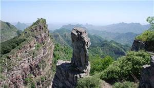 The Scenic Spot of Zijin Mountain