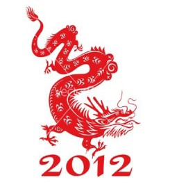 Chinese Dragon Year 2012