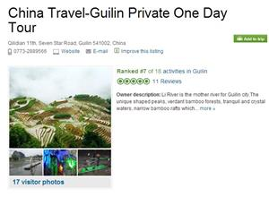 China Travel Are Now on Trip Advisor