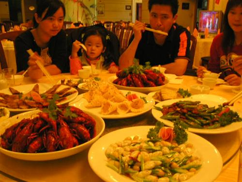 Hunhuang Delicious Food restaurant in Fuhai County