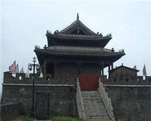 Kong Temple in Shouxian County