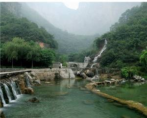 Qinglong Gorge Scenic Area