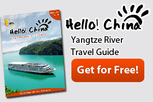 Yangtze River Travel Guide Book