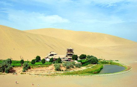 Dunhuang Travel