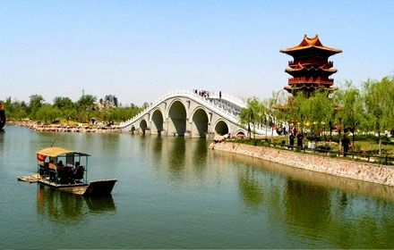 Kaifeng travel