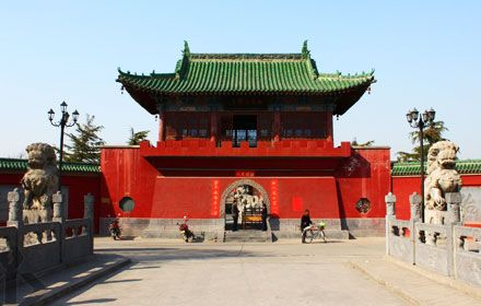 Luoyang travel