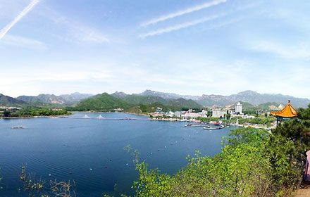 Yanqi Lake Park