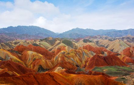 Zhangye Travel
